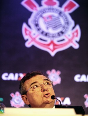 mário gobbi corinthians (Foto: Marcos Ribolli / Globoesporte.com)