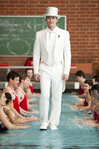 """Will Schuester pede Emma em casamento ao som de """"We Found Love"""" (Foto: Divulgação / Twentieth Century Fox)"""