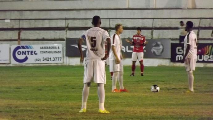 CSE x Penedense, no Juca Sampaio (Foto: Romário Silva/Divulgação CSE)