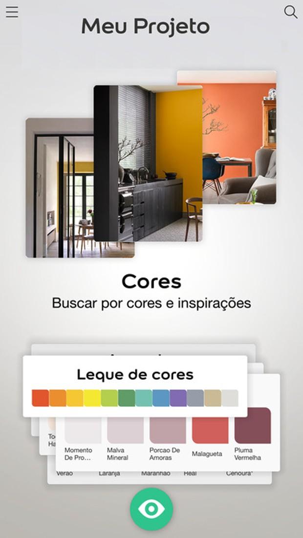 13 Aplicativos para decoração (Foto: Reprodução)