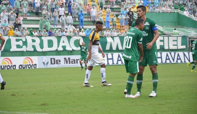 Chapecoense x Criciúma- Campeonato Catarinense (Foto: Rafael Bressan/Chapecoense)