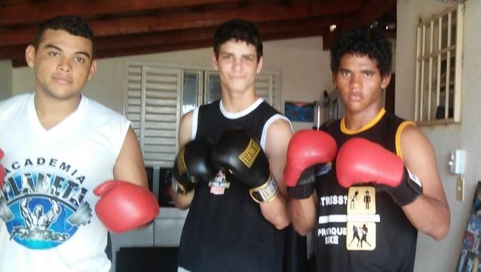 Boxeadores de MT disputam Copa dos Campeões  (Foto: Federação Mato-grossense de Boxe)