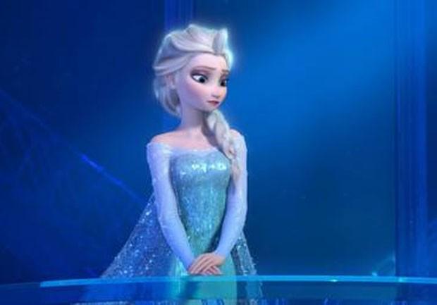 Polícia de Harlan fez sucesso ao pedir prisão de Elsa, de Frozen (Foto: Reprodução/Disney)