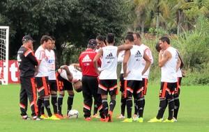 Treino Flamengo (Foto: Hector Werlang)