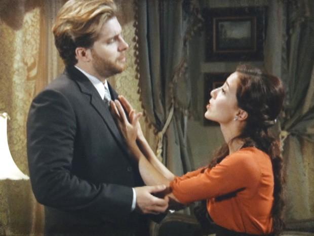 Lado a Lado – Magoado, Edgar pede um tempo a Laura