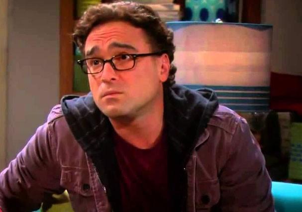 """Johnny Galecki, o Leonard de """"Big Bang Theory"""" (Foto: Reprodução)"""