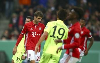 """Após isolar cobrança, Müller abre mão de pênaltis no Bayern: """"Me incomoda"""""""