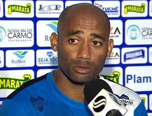Cascata (Foto: Reprodução / TV Sergipe)