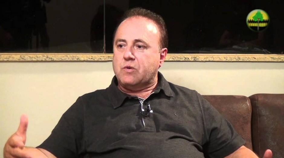 Mário Celso Lopes, ex-sócio da Eldorado Celulose (Foto: Reprodução/YouTube)