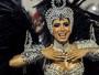 Anitta é destaque na Mocidade: 'Derretida' (Alexandre Durão/G1)