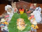 Pão Junino da Comadre é feito com macaxeira, coco e castanha em SE