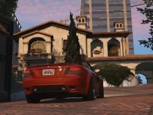 Rockstar divulgou novos trailers de 'GTA V' (Foto: Divulgação/Rockstar)