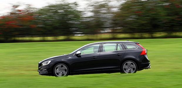 Volvo V60 R-Design (Foto: Volvo)