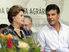 Cooperativa em assentamento no PR é exemplo para o país, diz Dilma