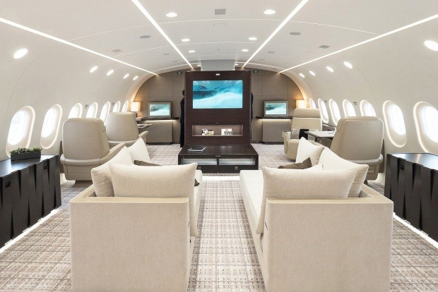 Boeing 787 Dreamliner (Foto: Reprodução)