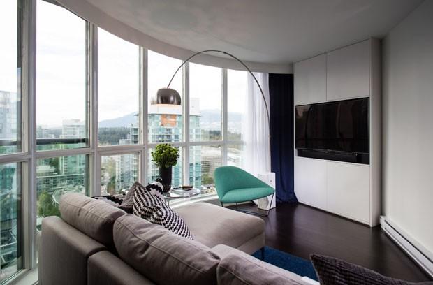 Apartamento industrial em Vancouver (Foto: Vincent Lee)