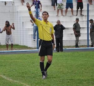 Antônio Dib Moraes de Sousa, árbitro do futebol piauiense (Foto: Divulgação)