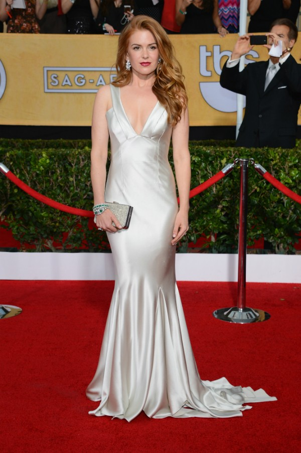 A atriz Isla Fisher (Foto: Getty Images)