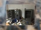 Bando explode cofres de banco e faz reféns no interior do Pará