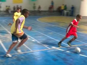 Criança Esperança - Copa dos Valores - ECERJ - Cantagalo (Foto: Divulgação/Yuri Hutflesz)