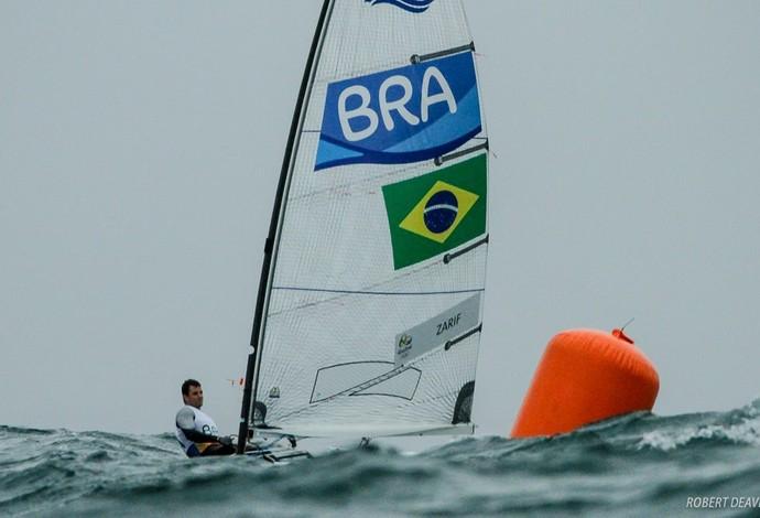vela; regata; olimpíadas; brasil; classe finn; Jorge Zarif (Foto: Robert Deaves)