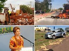 Dilma, temporais, crimes e luta pela vida marcaram 2015 no Oeste Paulista