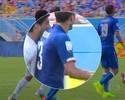 Final da Champions põe Suárez frente a frente com Chiellini e Evra de novo