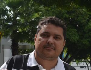 Vereador Renato Martins (Foto: Rammom Monte / GloboEsporte.com/pb)