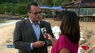 Moradores reclamam de erosão, assaltos e ratos na Curva da Jurema, em Vitória