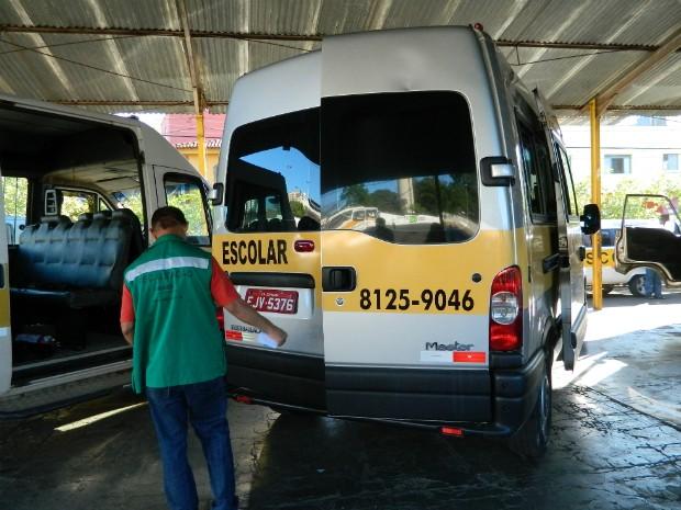 Urbes espera aproximadamente 289 veículos (Foto: Divulgação / Urbes)