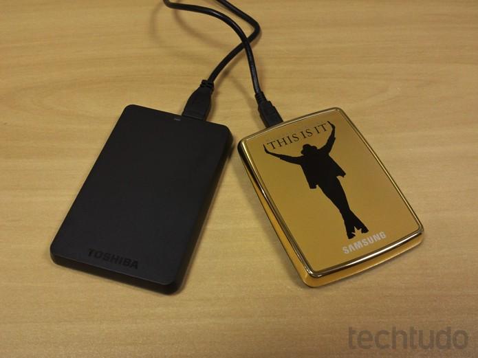 Veja como realizar backup do seu HD externo (Foto: Rodrigo Bastos/TechTudo)