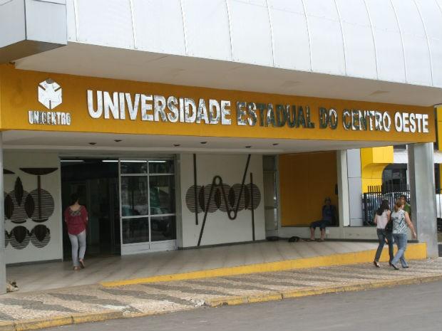 Unicentro divulgou a lista dos aprovados no Vestibular de Inverno 2014 na tarde desta sexta-feira (20). (Foto: Divulgação / Assessoria Unicentro)