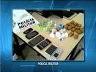 Jovem é preso em flagrante por tráfico de drogas em Ipatinga