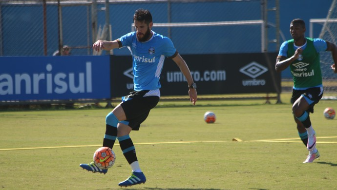 Marcelo Oliveira Grêmio (Foto: Eduardo Moura/GloboEsporte.com)