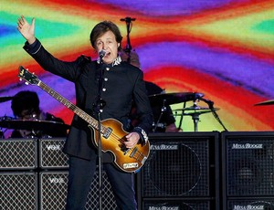 Paul McCartney show (Foto: Reuters)