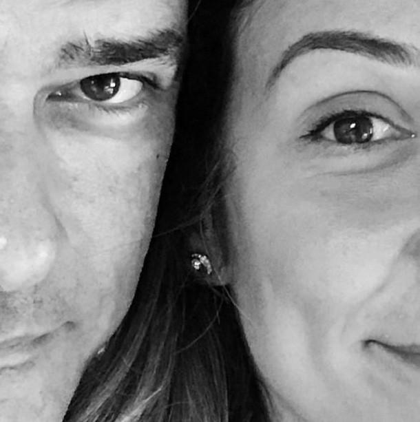 William Bonner e Natasha (Foto: Reprodução/Instagram)