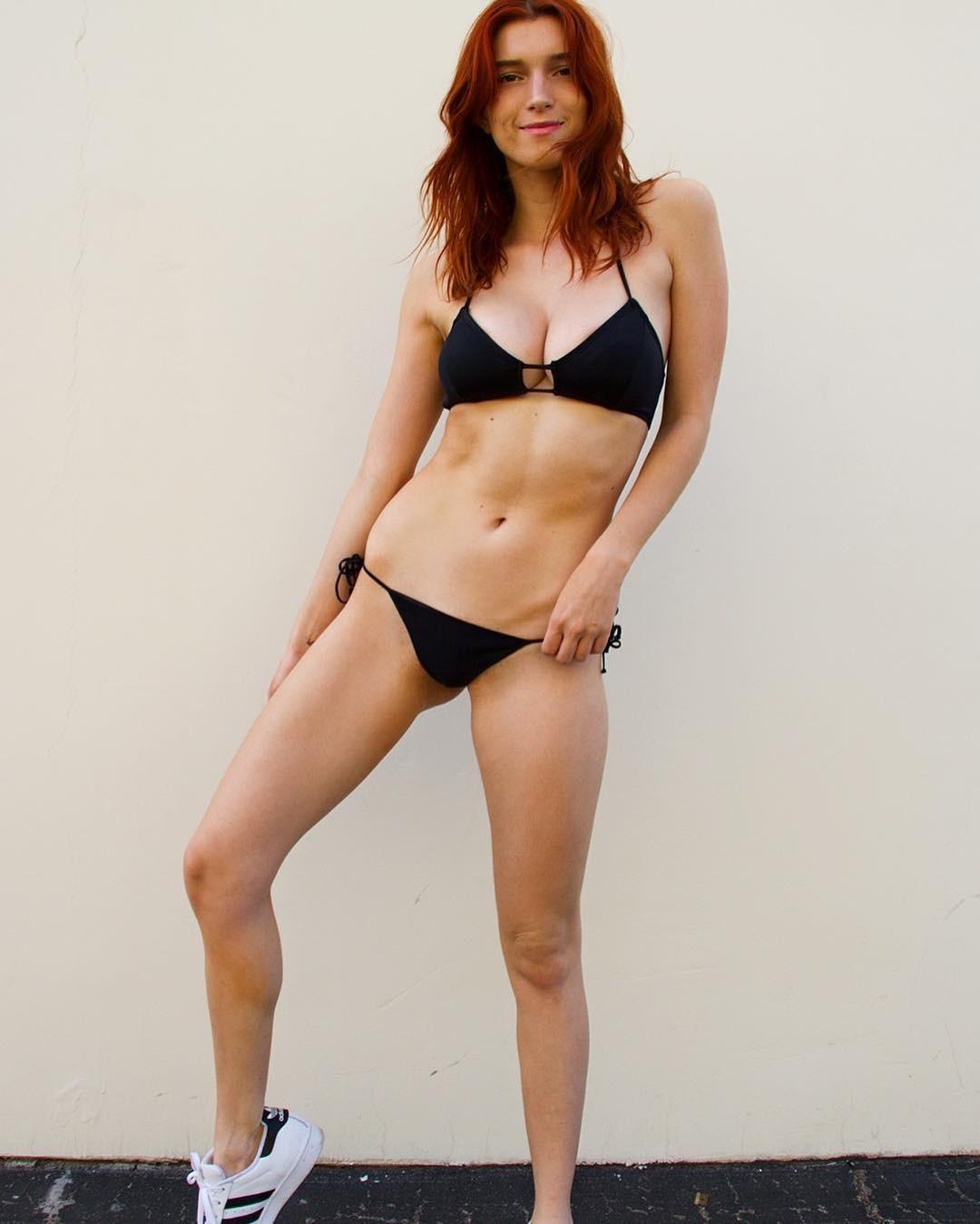 Bella thorne gq lingerie photoshoot