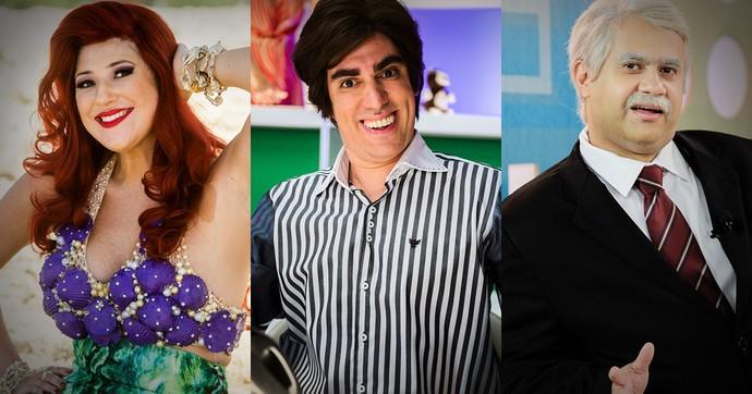 Melhores do Ano 2016 - Categoria Comédia (Foto: TV Globo)