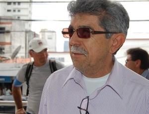 João Grilo, presidente da junta do Nacional (Foto: Renata Vasconcellos)