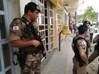 PM prende suspeitos de assalto a agência dos Correios em Dom Cavati