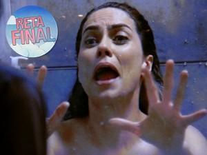 Suzana entra em desespero ao se deparar com Oscar (Foto: TV Globo)