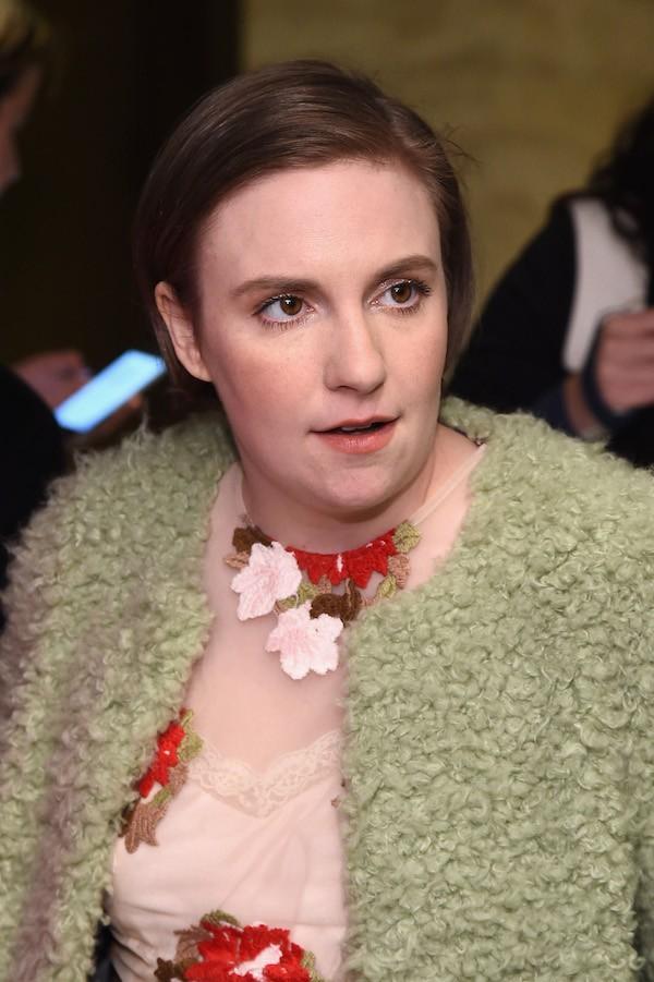 A atriz Lena Dunham (Foto: Getty Images)