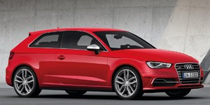 Audi S3  (Foto: Divulgação)