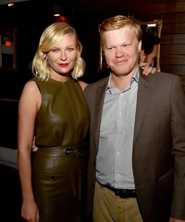 Kirsten Dunst e Jesse Plemons (Foto: Getty Images)