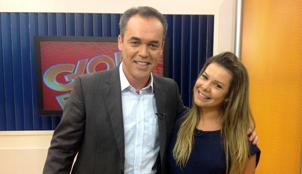 Paraná TV Fernanda Souza (Foto: Divulgação/ RPC TV)