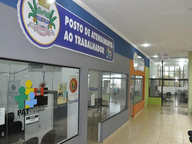 PAT de Mongaguá, no litoral de SP (Foto: Divulgação / Prefeitura de Mongaguá)