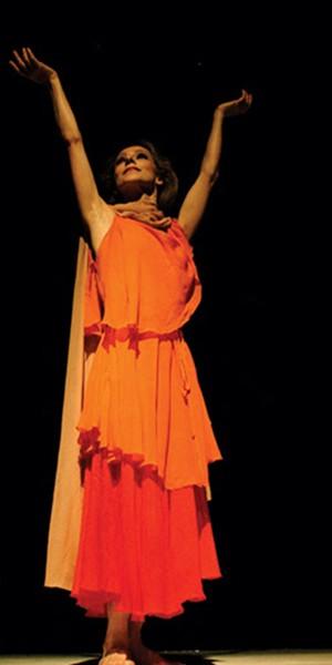 Ana Botafogo (Foto: Divulgação/ Festival de Dança de Joinville)