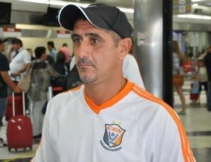 Técnico Paulo Rezende conta que, como jogador, já conquistou título sobre Papão (Foto: Hélder Rafael)