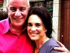 Regina Duarte comemora papel em 'A grande família': 'Vou adorar'