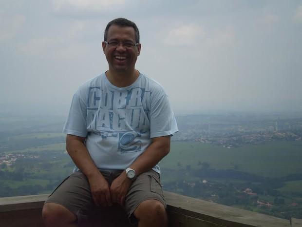 José Marcos Paula Theodoro conseguiu se curar de um câncer na próstata (Foto: José Marcos Paula Theodoro/ Arquivo pessoal)